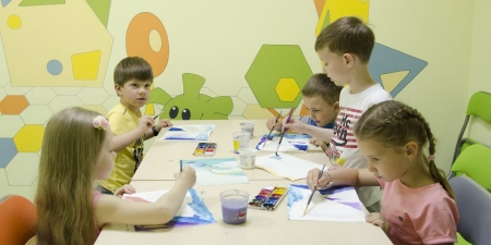 Спортивні розвиваючі заняття для малюків 1-2 роки - Baby Fitness